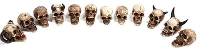 Skullies Set