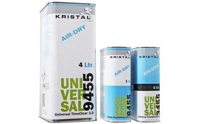 Kristal 2K Time Clear 3.0 6L set
