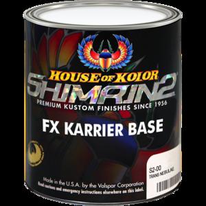 S2-00 Trans Nebulate FX Karrier Base