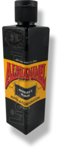 ALPHANAMEL DARREN MCKEAG'S BLACK 118ml 4oz