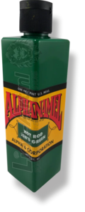 ALPHANAMEL HOT ROD JEN'S GREEN 118ml 4oz
